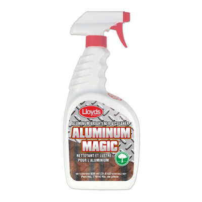 ALUMINIUM MAGIC 22oz